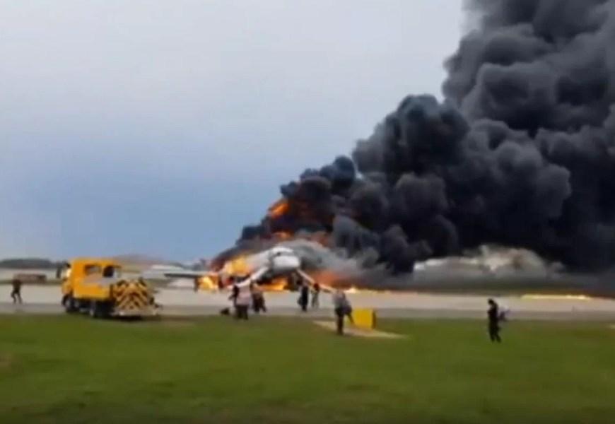 Из-за ЧП в Шереметьево самолеты «Аэрофлота» в города Югры прибывают с задержками