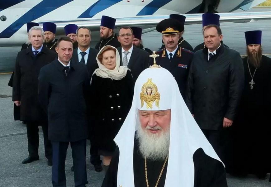 РПЦ строит три храма в сутки