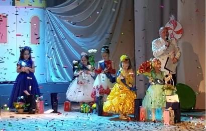 В Пойковском прошёл конкурс красоты и таланта «Маленькая принцесса».