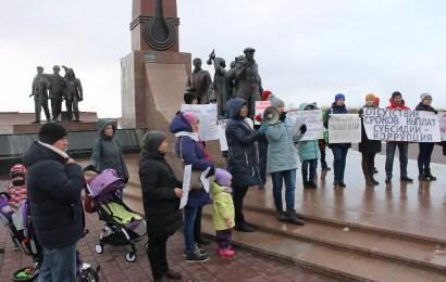 Больше 50% многодетных семей в России находятся за чертой бедности
