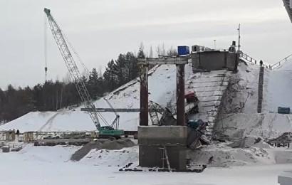 СКР завершил расследование дела о гибели мостостроителей в Нефтеюганском районе