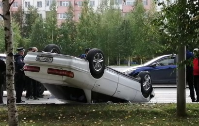 ДТП на улице Ленина