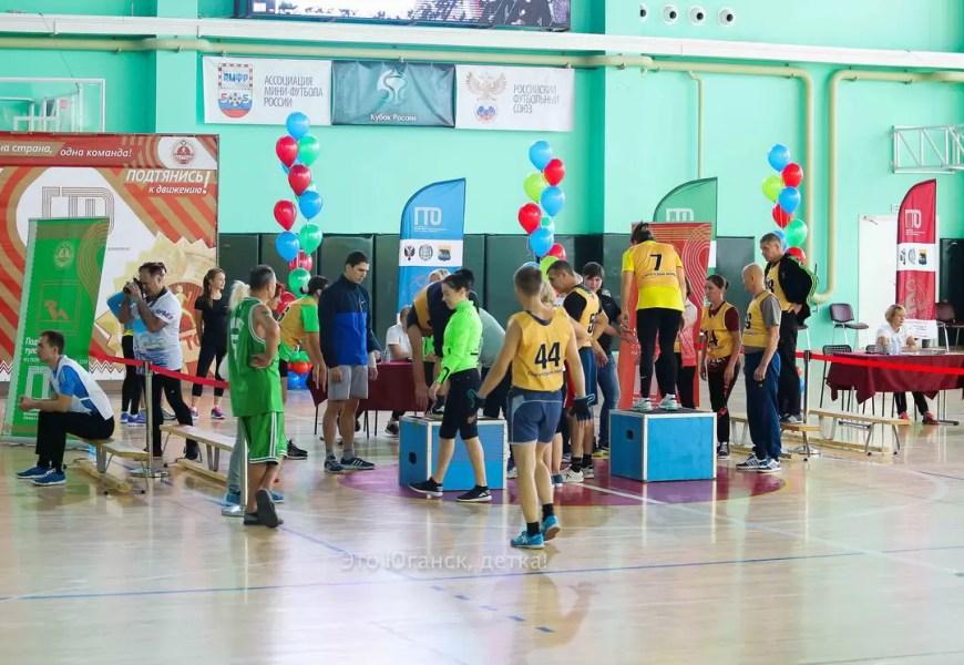 В Нефтеюганске стартовал муниципальный этап фестиваля ГТО