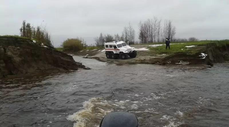 В Нефтеюганском районе найдено тело одного из трех пропавших рыбаков