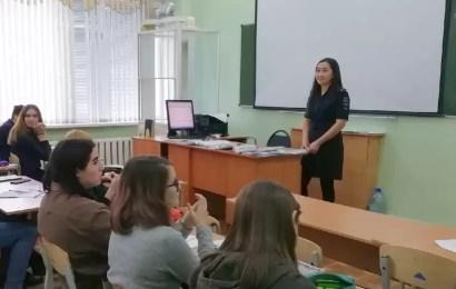 Студентам НИК рассказали об ответственности за участие в экстремистской деятельности