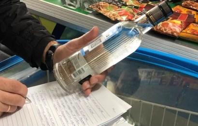 В Нефтеюганске на предпринимателя завели уголовку за незаконную продажу алкоголя