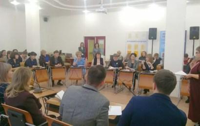 В городской библиотеке прошел форум «Идеи Толстого в условиях воспитания поколения Z»