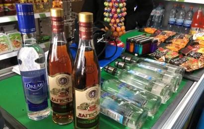 В Нефтеюганске завели дело на продавца, сбывшего алкоголь малолетним.