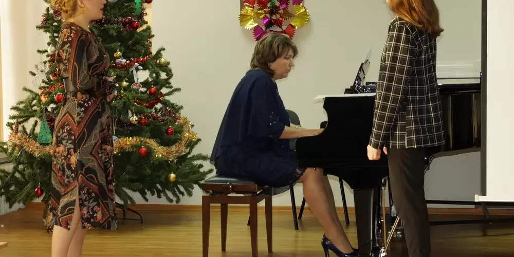 В музыкальной школе Андреева состоялся конкурс «Преподаватель года 2019»