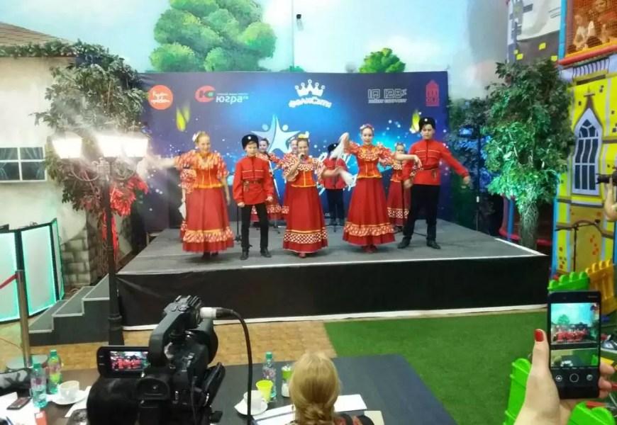 Воспитанники ЦДО «Поиск» приняли участие во Всероссийском конкурсе одарённых детей