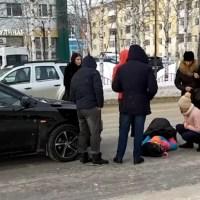 В Нефтеюганске водитель иномарки сбил 11-летнюю девочку