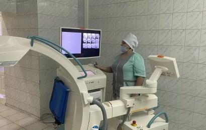 Новые  рентгеновские аппараты поступили в распоряжение нефтеюганских медиков