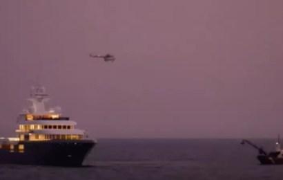 Вертолетчики «ЮТэйр» снялись в новом боевике Кристофера Нолана
