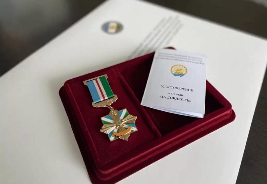 Власти Башкирии наградили жительницу Нефтеюганска медалью за спасение мальчика