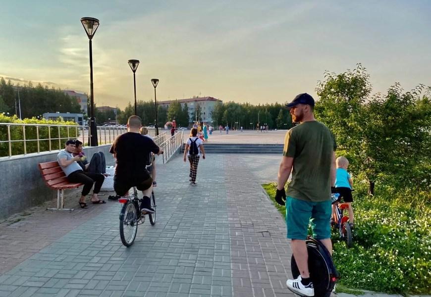 В России захотели ввести ограничения для езды на электросамокатах