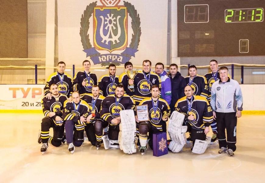 Лига надежды. Хоккейный клуб «Нефтеюганск» — бронзовый призер регионального этапа «Ночной лиги».