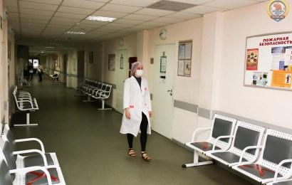 Прогнозы медиков: в режиме интенсивной работы пройдет весь ноябрь