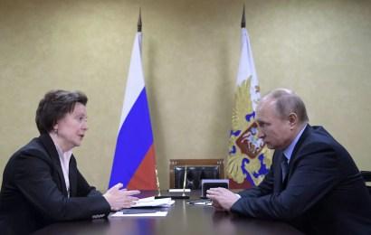 Наталья Комарова вошла в состав делегации в конгрессе Совета Европы