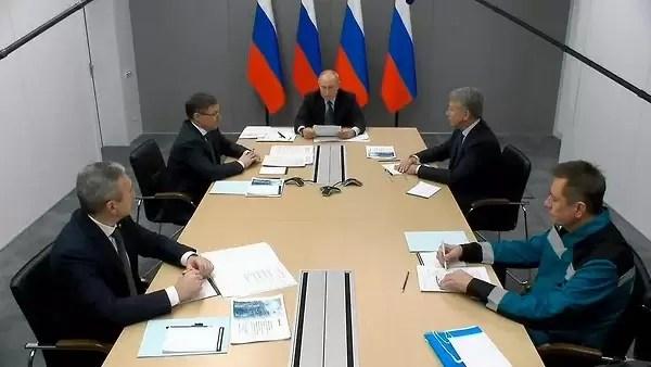 Путин: спрос на нефть в ближайшие пять лет будет расти на 1% в год