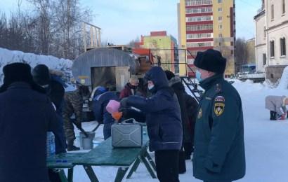 Безопасность мероприятий, связанных с празднованием Крещения Господня, обеспечат сотрудники МЧС России.