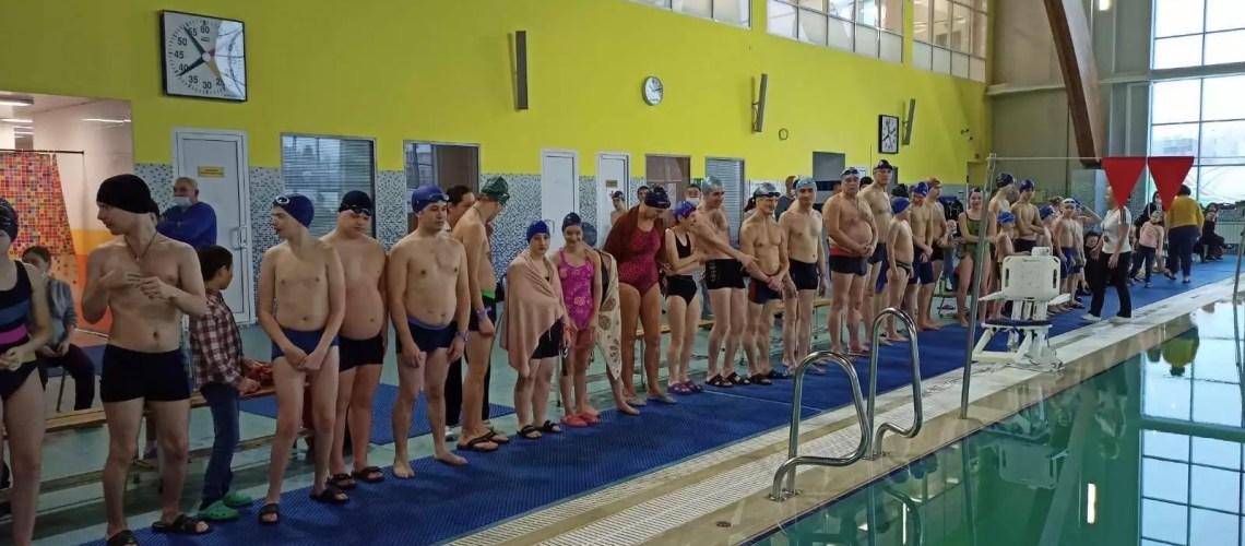 В ЦФКиС «Жемчужина Югры» состоялся Чемпионат и первенство города Нефтеюганска по плаванию среди инвалидов и лиц с ограниченными возможностями здоровья