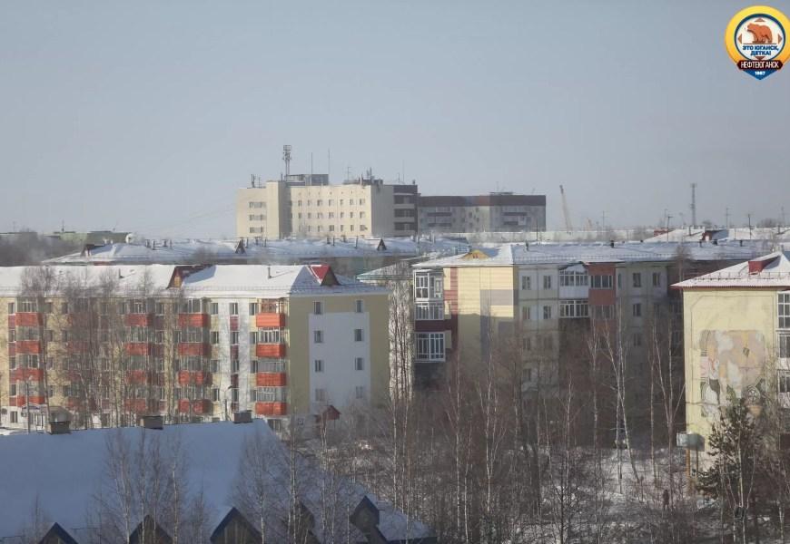 Югра стала лидером в УрФО по вводу жилья