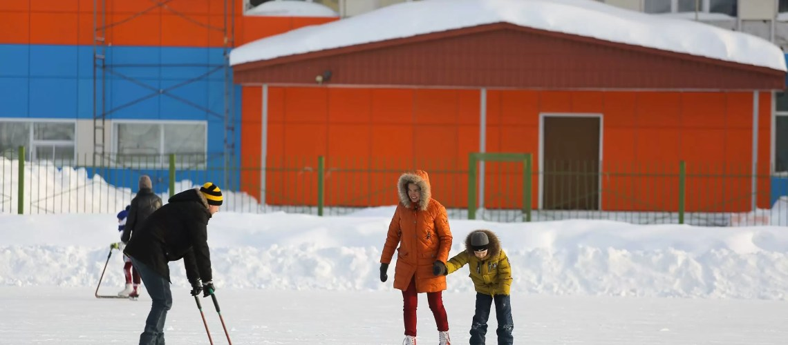Власти ХМАО хотят довести долю занимающихся спортом югорчан почти до половины населения