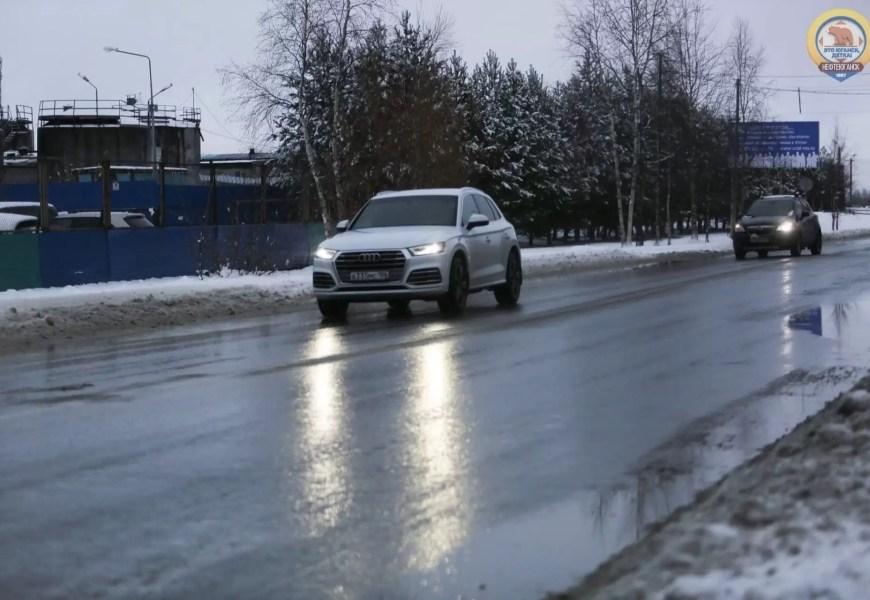 Югра получит миллиард на дороги из федерального бюджета
