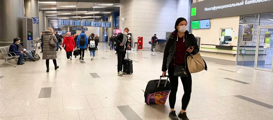 Россиянам планируют запретить полеты в Турцию из-за COVID-19
