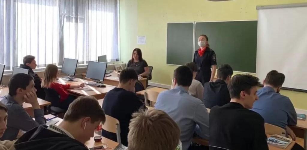 Полицейские Нефтеюганска подвели итоги мероприятия, направленного на профилактику среди несовершеннолетних.