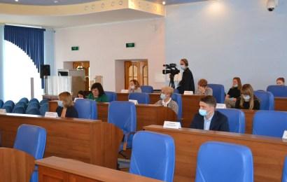 Заседание Координационного совета по делам инвалидов состоялось в администрации города.