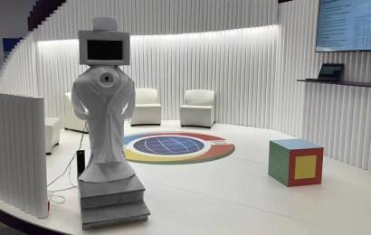Первого в России робота-диагноста для детсадов презентовали на IT-форуме в Югр