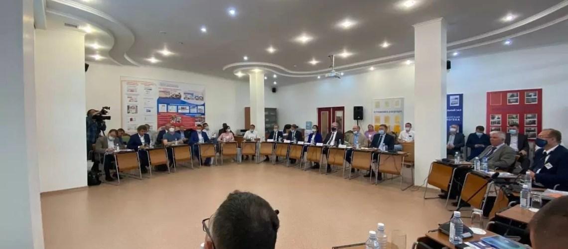 Нефтеюганск посетила делегация Российско-Узбекского делового совета.