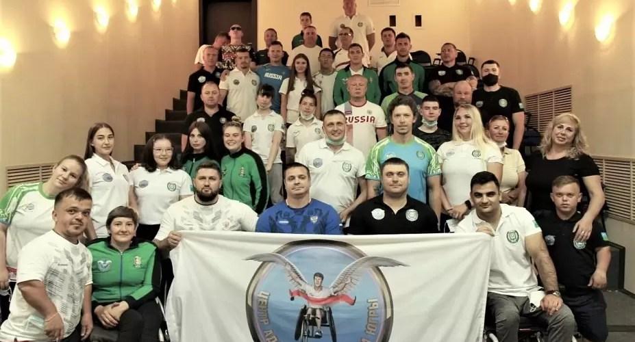 Югорские легкоатлеты с ПОДА завоевали 46 медалей на чемпионате России