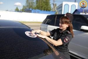 Полицейские Нефтеюганска почтили память Героя России Магомеда Нурбагандова