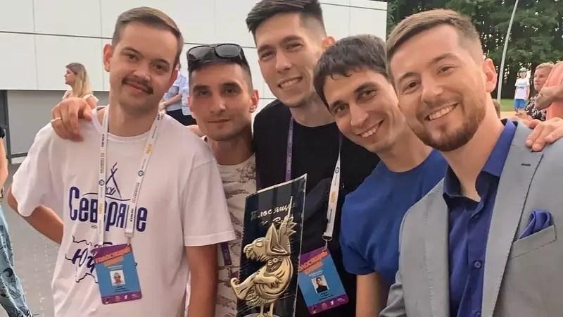 Югорчане заняли третье место на конкурсе «Голосящий КиВиН 2021»