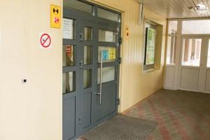 Во взрослой поликлинике №1 завершился косметический ремонт.