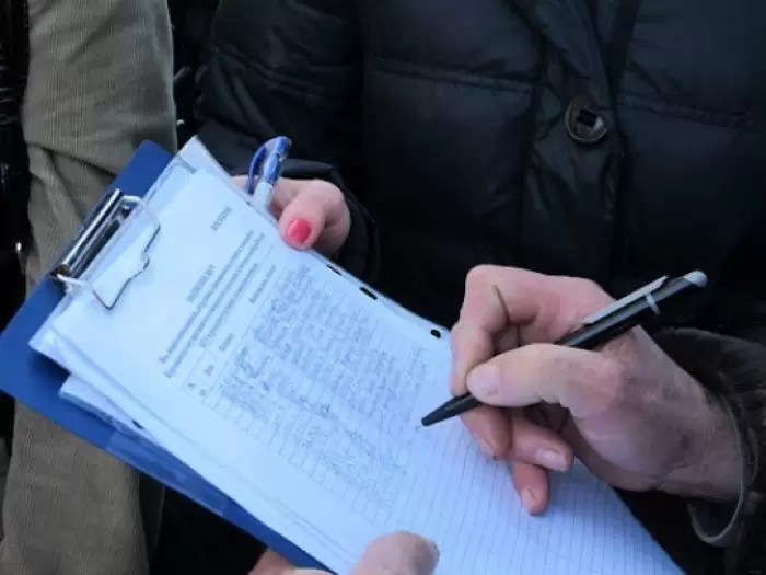 В Югре малые партии ведут сбор подписей для выдвижения на выборы в окружную думу