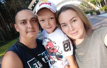 Семья Яниповых из Нефтеюганска стала «Семьей года»