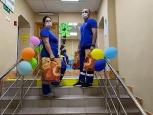 Скорая Нефтеюганска приняла участие в окружной акции «Собери ребёнка в школу