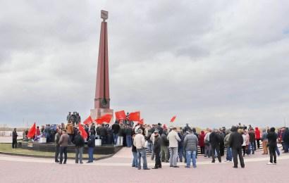 Югорское отделение КПРФ отказалось от проведения акций протестов против итогов выборов в Госдуму.