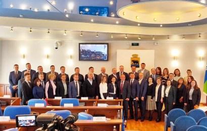 Первое заседание Думы г. Нефтеюганска 7-го созыва состоялось.