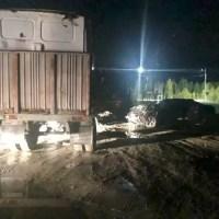Пьяный лихач на BMW устроил серьезное ДТП под Нефтеюганском