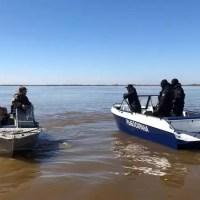 В Югре Рыбнадзор вместе с ОМОН изъяли почти 7 километров сетей