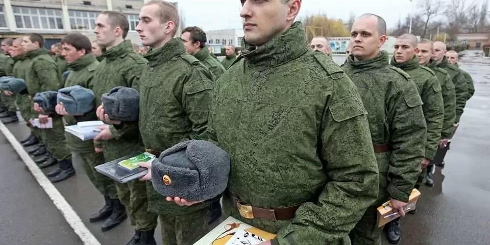 В России увеличат число резервистов