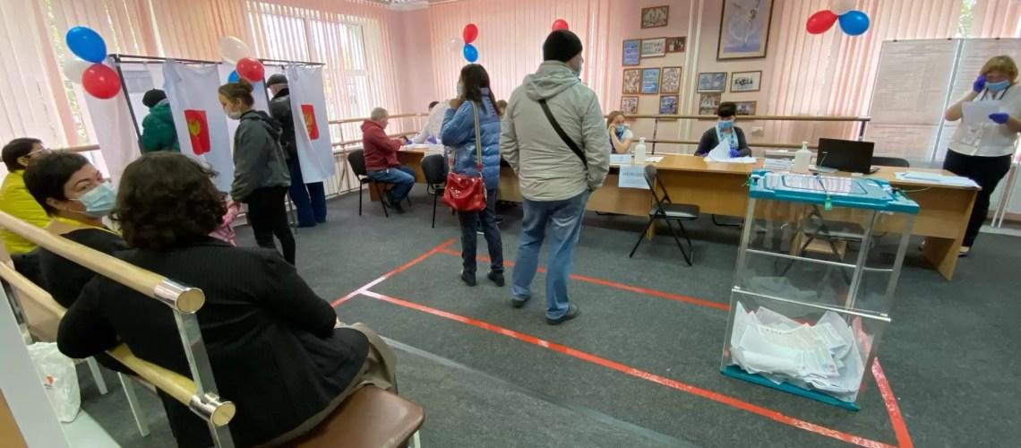 На 15.00 часов на выборах в Югре проголосовали 316 483 человека, что составляет 27,41% от общего количества избирателей.