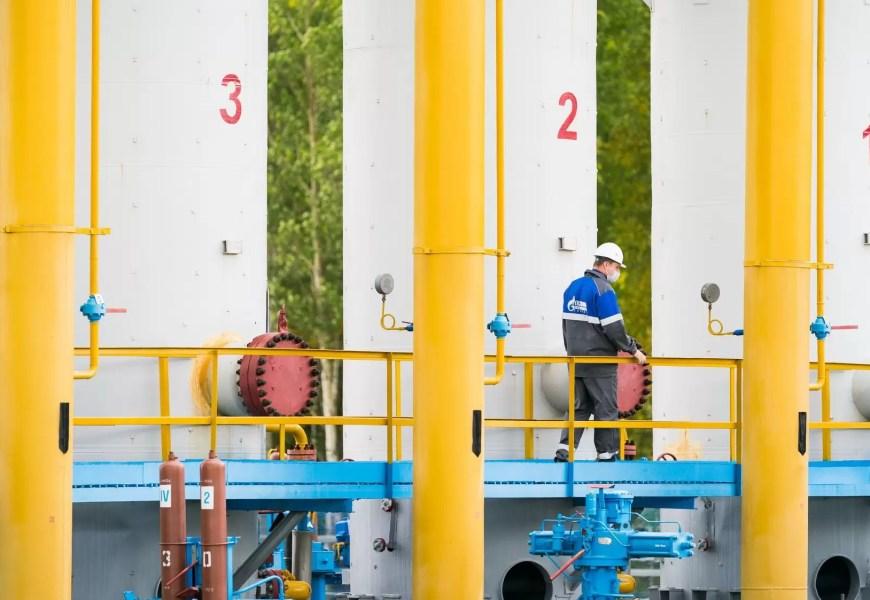 За 3 года в Югре построят 47 км газопровода