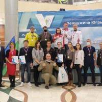 В МБУ ЦФКиС «Жемчужина Югры» состоялась торжественная церемония награждения победителей фестиваля ГТО.
