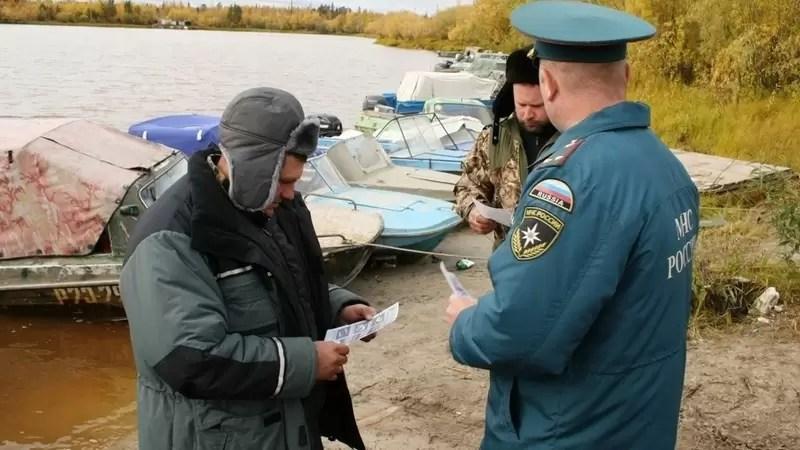 Сушите весла. В МЧС Югры обратились с предупреждением к рыбакам
