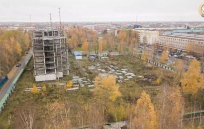 В Югре предложили включить промзоны в проекты комплексного развития территорий
